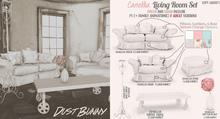 dust bunny . camellia full set . pg