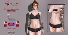[RG] Steampunk Sleeve Tattoo-Maitreya - Belleza - Slink - Omega
