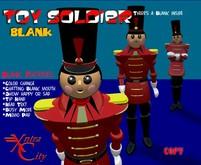 Toy Soldier Robot Avatar