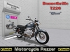 "(PeraTrax) - Motorcycle Rezzer ""Bonnethrille T220"" [Blue]"