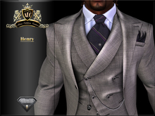 !AEC! Henry - Morning Tuxedo Suit for Aesthetic
