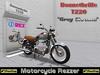 "(PeraTrax) - Motorcycle Rezzer ""Bonnethrille T220"" [GR-Chrome]"