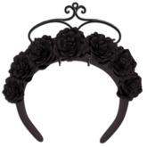 Blues. Rose Crown - Black