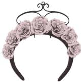 Blues. Rose Crown - White