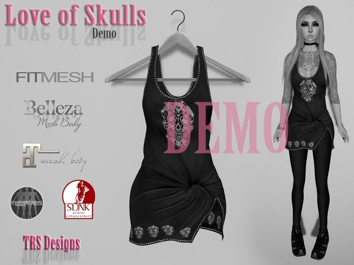 Love Of Skulls Demo