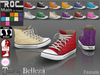 ::ROC:: Canvas Sneaker! High (FEMALE)
