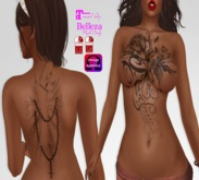 TSB ::: Tattoo rose and cross