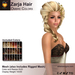 A&A Zarja Hair Ombre Colors Pack. Mesh womens updo/braids