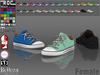 Pop roc canvas sneaker! low %28female%29b