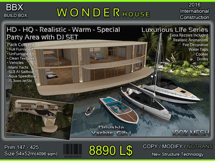 House Wonder