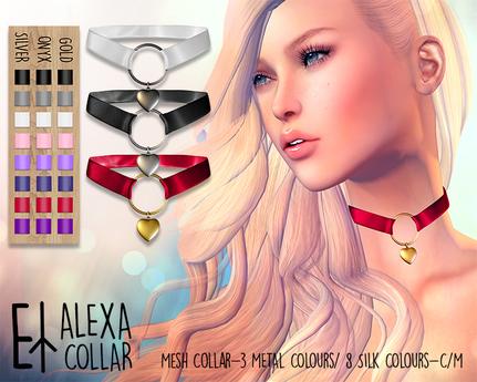 Euphorie - Alexa Collar