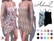AdoreZ -Amora Dress HUD COLORS