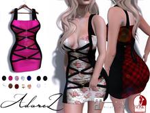 AdoreZ - Elisa Dress HUD Colors