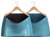Blueberry - Anna Mesh Skirt - Maitreya Lara, Belleza (All), Slink Physique Hourglass - Aqua