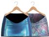 Blueberry - Anna Mesh Skirt - Maitreya Lara, Belleza (All), Slink Physique Hourglass - Electric