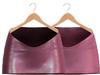 Blueberry - Anna Mesh Skirt - Maitreya Lara, Belleza (All), Slink Physique Hourglass - Pink