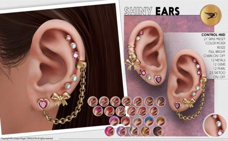 ^^Swallow^^ Shiny Ears