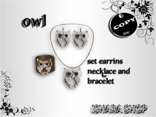 owl set box