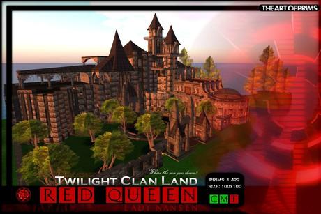【ⓇⓆ】Twilight Clan Land (Castle)