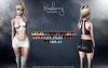 Blueberry - Anna Skirts - Maitreya/Belleza/Slink - Fat Pack