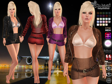 Sweet Temptations :: Wings (Maitreya, Slink (both), Belleza (All), #TMP and Classic) @ 10 + 14 Textures HUD