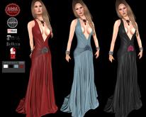M&M-LENA DRESS LONG