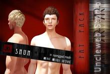 [Uw.st -7R-]  Shun-hair  Fat pack