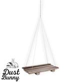 dust bunny . hanging table