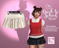 babygirlanddaddytoo!-schoolgirl-creamskirt
