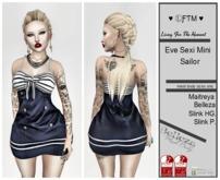 Eve Mini - Sailor  - * LFTM *