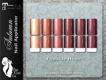 >^OeC^< Autumn (Fireside) - Maitreya Nail Polish