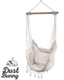dust bunny . hammock chairs