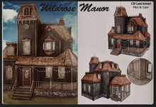 dust bunny . wildrose manor