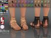 Pop roc sabrina sandals