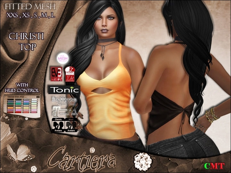 *..:: Cartiera Designs ::..* Christi Top