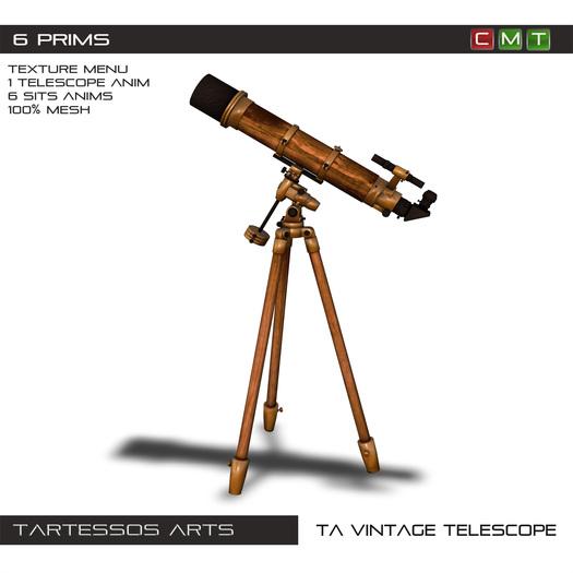 ::TA Vintage Telescope