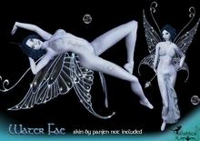 [Wishbox] Water Fae: Wings, Bikini, Silks, Wand, & Effects. tagFantasy