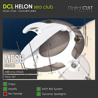 DCL HELON Sea Club