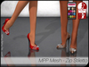 - MPP Mesh - Zip Stiletto - Classic