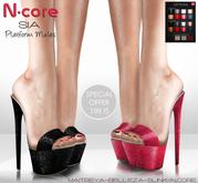 """N-core SIA Platform Mules """"FatPack"""""""