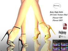 Betty High Heels