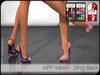 Mpp display shoes slingback 01