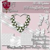 [ADA] Wedding/Bridal Resources-White