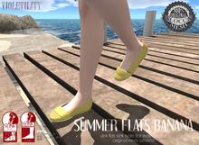 Violetility - Summer Flats [Banana]