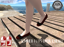 Violetility - Summer Flats [Dark Cherry]