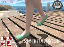 Violetility - Summer Flats [Mint Chip]