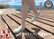 Violetility - Summer Flats [Neopolitan]