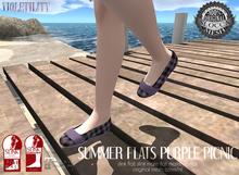 Violetility - Summer Flats [Purple Picnic]