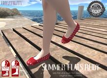 Violetility - Summer Flats [Ruby]