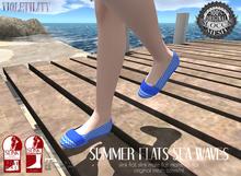 Violetility - Summer Flats [Sea Waves]